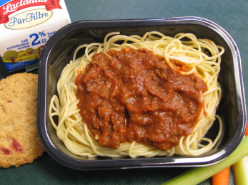 Notre spaghetti italien